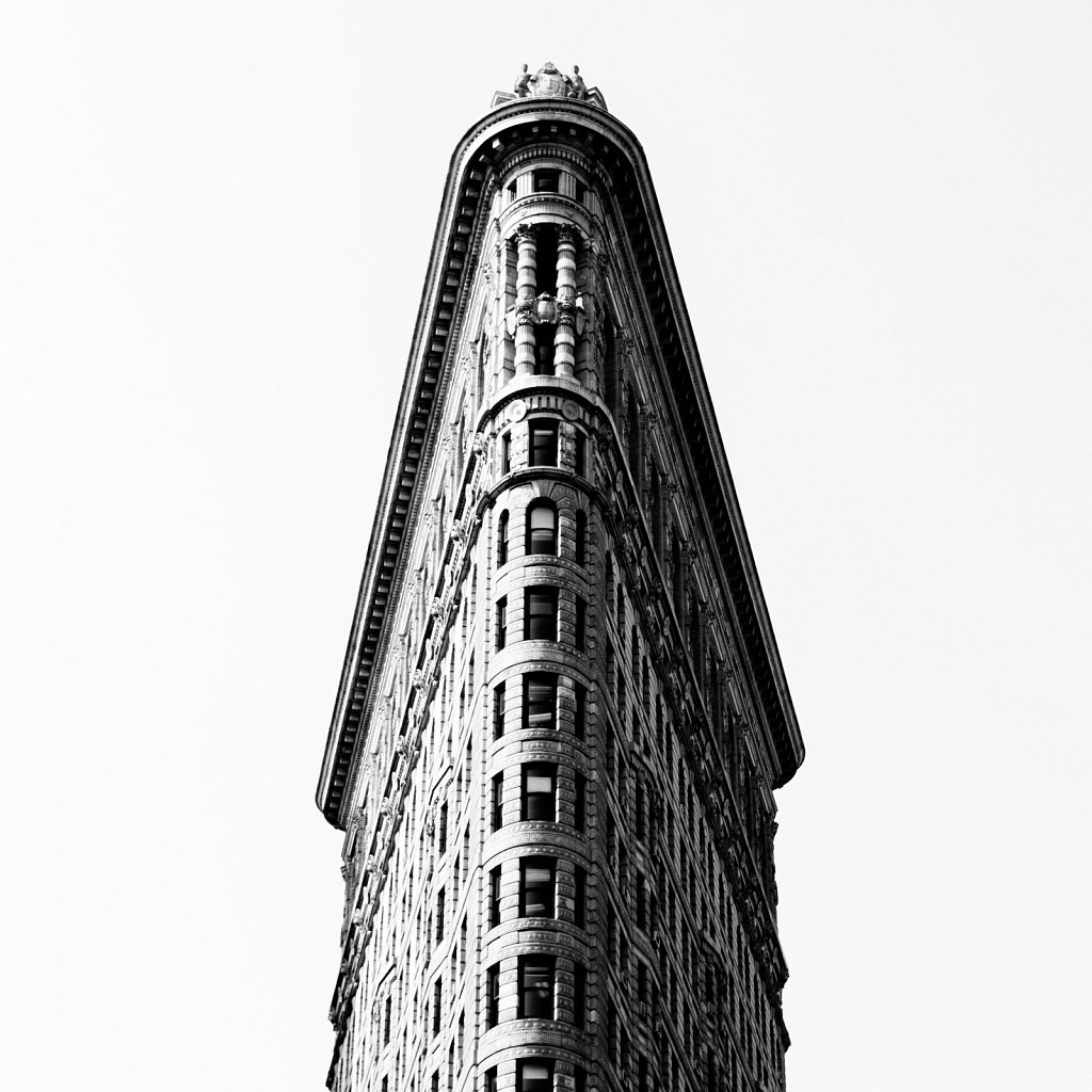 Flatiron Building,  New York City