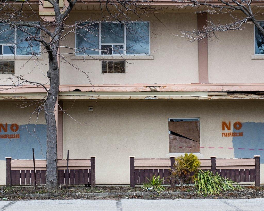 abandoned motel 6