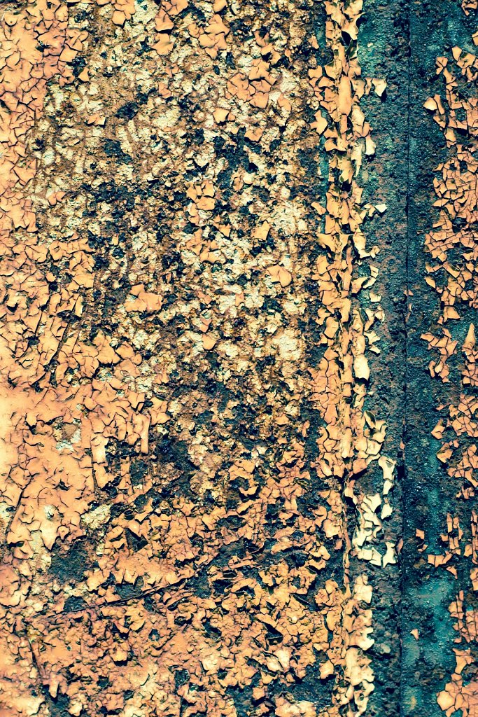 old car abstract 8