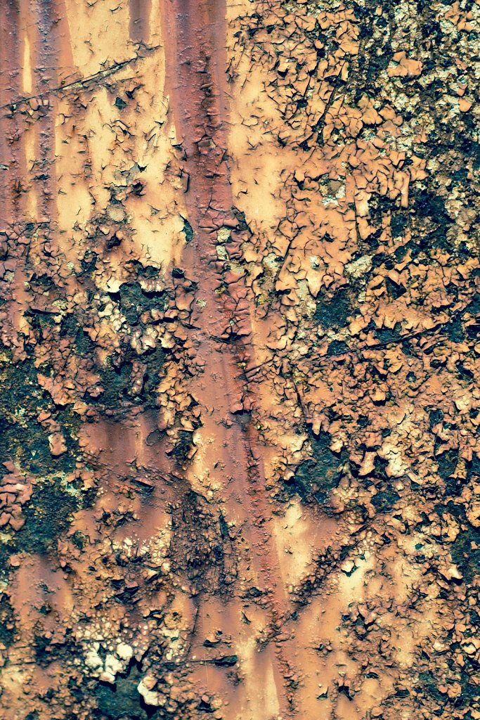 old car abstract 9
