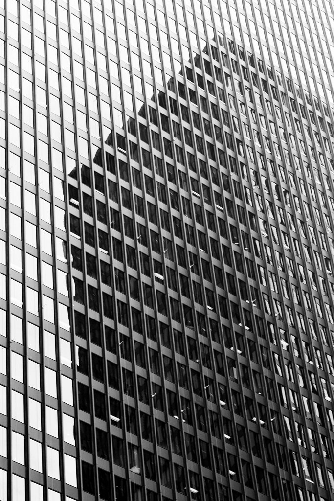 Toronto building reflections 2
