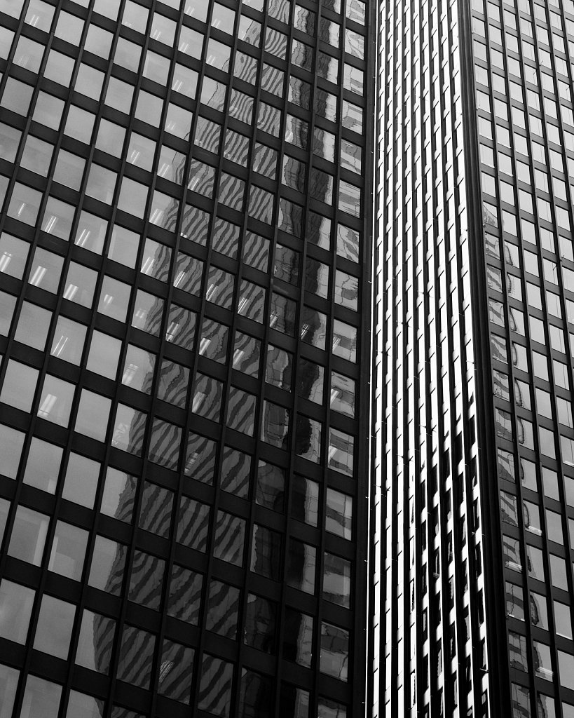 Toronto building reflections 1