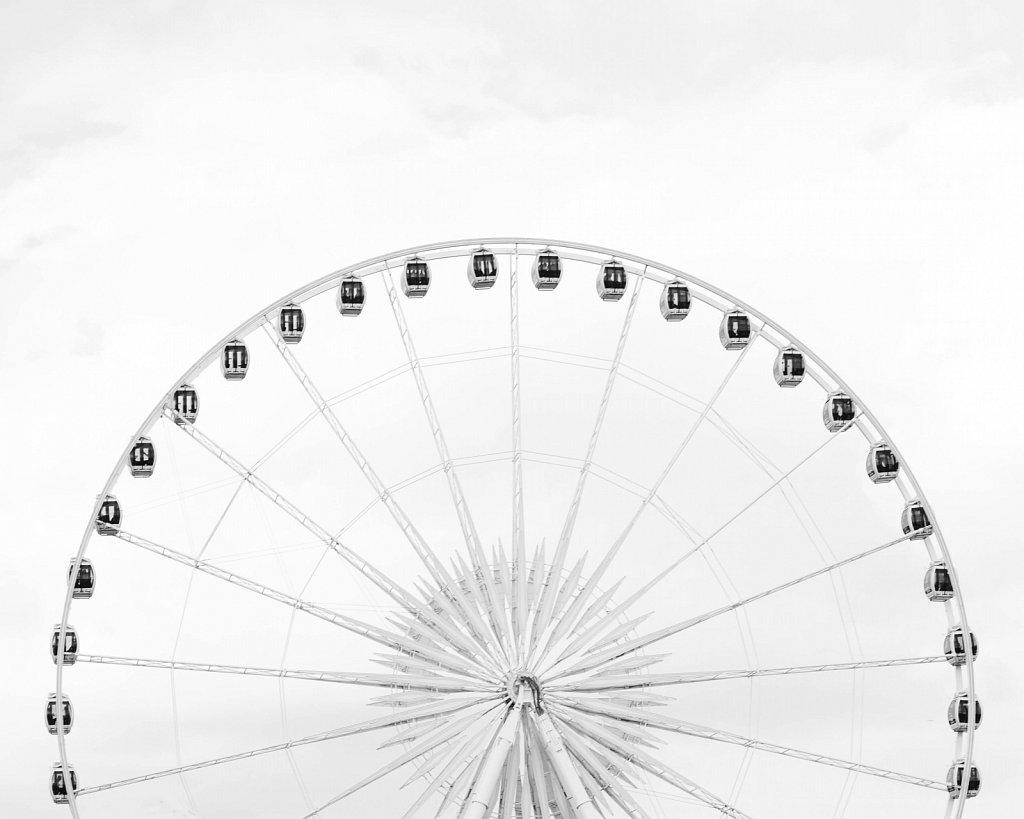 Niagara Falls ferris wheel
